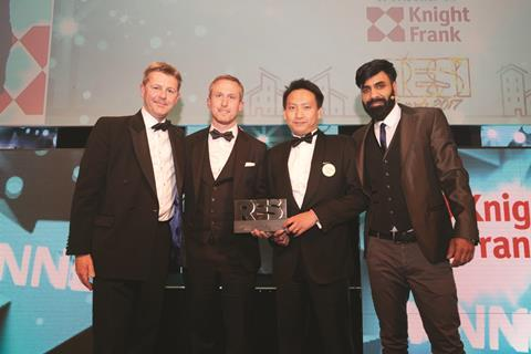 Development of the Year sponsored by Knight Frank_Eco World Ballymore for London City Island_John Mulryan Cheong Heng Leong_middle